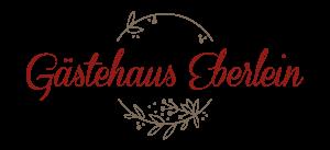 Gästehaus Eberlein Logo